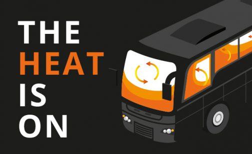 FleetHeat – welcome to a smart bus depot!