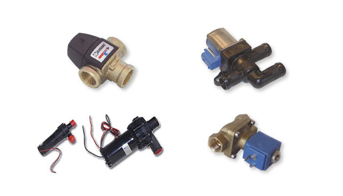 Valves & Pumps